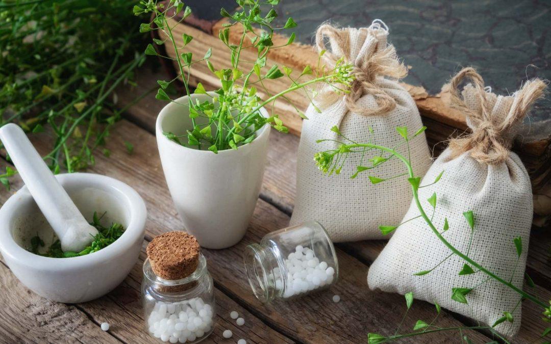 Gezond beter worden met Homeopathie